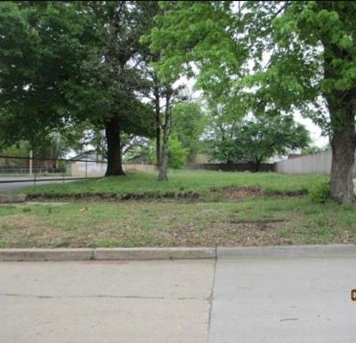 Oklahoma City Residential Lots & Land For Sale: 2126 NW 13th