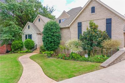 Lincoln County, Oklahoma County Single Family Home For Sale: 1412 Circle Bend Court