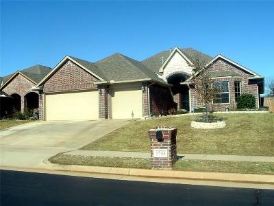 Edmond Single Family Home For Sale: 1733 Savannah Lane