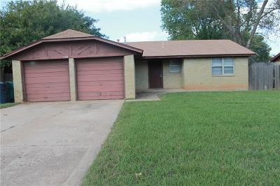 Oklahoma City Single Family Home For Sale: 4205 SE 49th Street