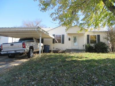 Chickasha Single Family Home For Sale: 1517 S 12th
