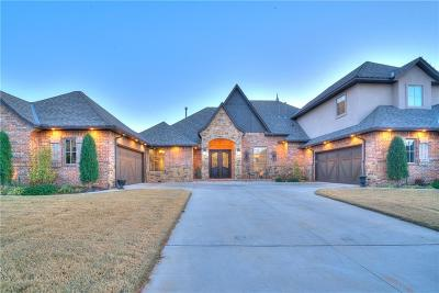 Edmond Single Family Home For Sale: 2308 Old Creek Road