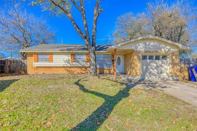 Norman Single Family Home For Sale: 606 Albany Place