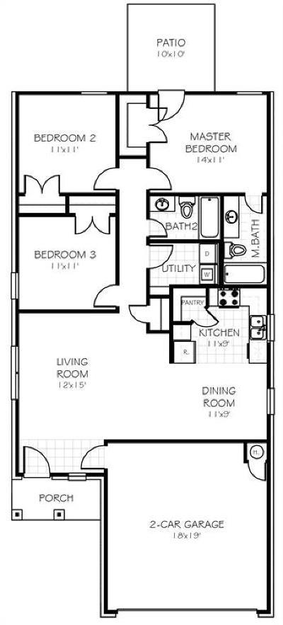 Oklahoma City Single Family Home For Sale: 9100 SW 46th Street