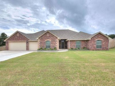 Edmond Single Family Home For Sale: 5415 Kapalua Court