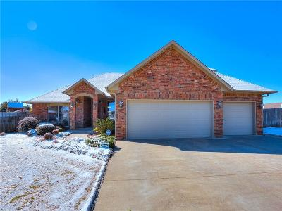 Yukon Single Family Home For Sale: 1204 Excalibur Court