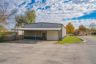 Lincoln County Commercial For Sale: 310 S Curtis