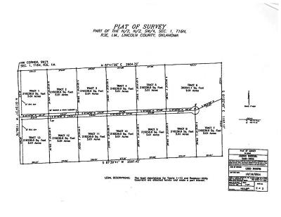 Lincoln County Residential Lots & Land For Sale: 5 Cr 776