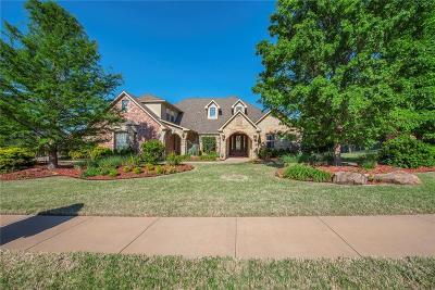 Edmond Single Family Home For Sale: 2908 Lamond Hill Avenue