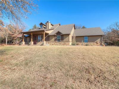 Norman Single Family Home For Sale: 7401 Landsaw Drive