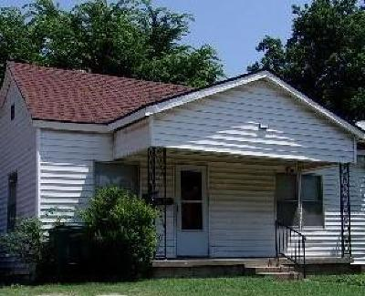 Oklahoma County Multi Family Home For Sale: 523 SW 26 Street