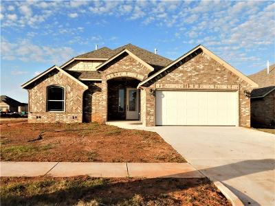 Moore Single Family Home For Sale: 1029 NE 33rd Terrace