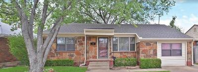Oklahoma City Single Family Home For Sale: 3817 N Hartford Avenue