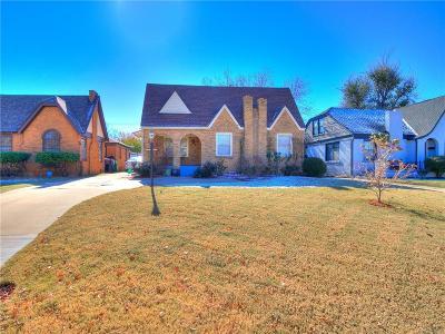 Oklahoma City OK Single Family Home For Sale: $179,900