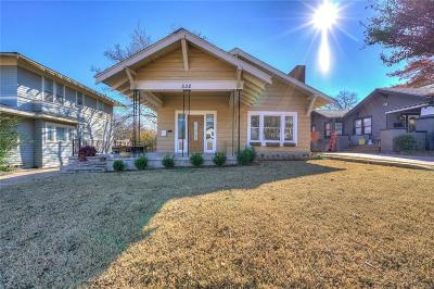 Oklahoma City Single Family Home For Sale: 532 NW 32nd Street