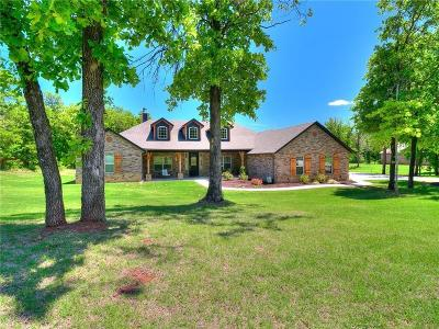 Oklahoma City Single Family Home For Sale: 15650 Arbor Meadows Lane