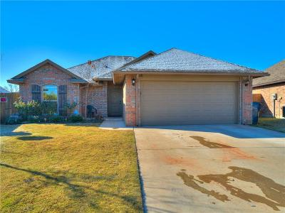 Oklahoma City Single Family Home For Sale: 1552 95th