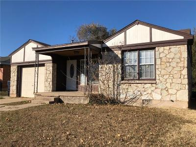 Oklahoma City Single Family Home For Sale: 3737 NW 32 Street