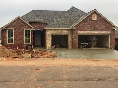 Edmond Single Family Home For Sale: 5301 Miranda Drive