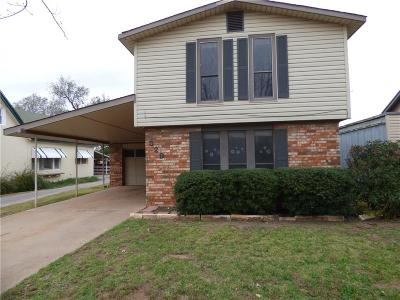 Mangum Single Family Home For Sale