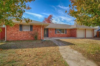 Oklahoma City Single Family Home For Sale: 2620 109th Street
