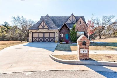 Edmond Single Family Home For Sale: 2309 Riven Rock Road