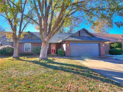 Edmond Single Family Home For Sale: 17517 Durbin Park Road