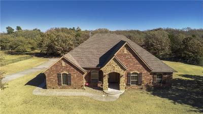 Choctaw Single Family Home For Sale: 3912 Newburg Drive