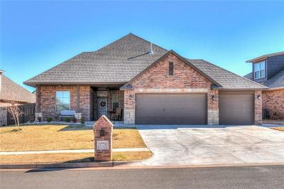 Edmond Single Family Home For Sale: 3228 188th Terrace