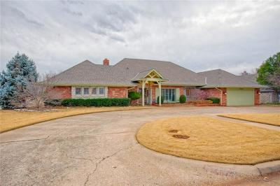 Oklahoma City Single Family Home For Sale: 13025 Green Valley Drive