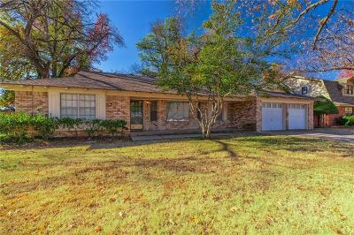 Oklahoma City Single Family Home For Sale: 3005 N Windsor Boulevard