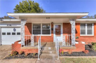 Oklahoma City Single Family Home For Sale: 829 General Senter