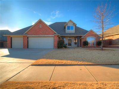 Yukon Single Family Home For Sale: 508 Meadow Run Court