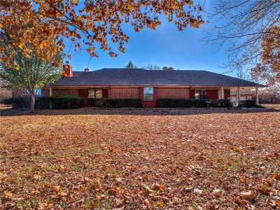 Choctaw Single Family Home For Sale: 16400 44th Street