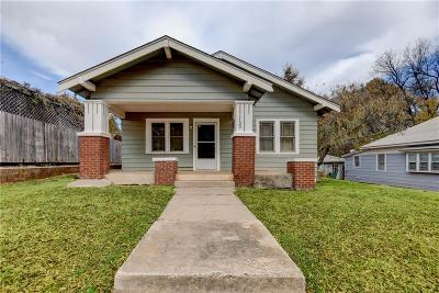 Oklahoma City Single Family Home For Sale: 1135 NW 9th Street
