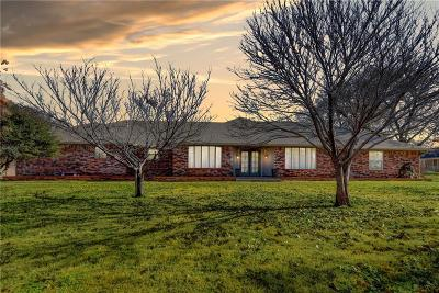 Single Family Home For Sale: 2401 Tall Oaks Trail