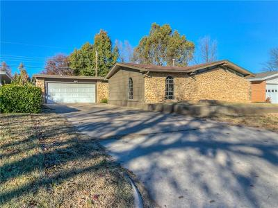 Bethany Single Family Home For Sale: 7717 24th