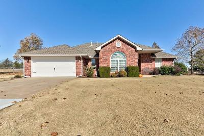 Tuttle Single Family Home For Sale: 5803 Rolling Ridge Drive
