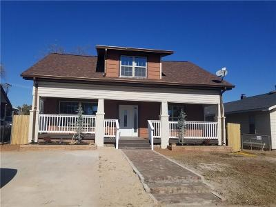 Oklahoma City Single Family Home For Sale: 1135 NW 29th Street