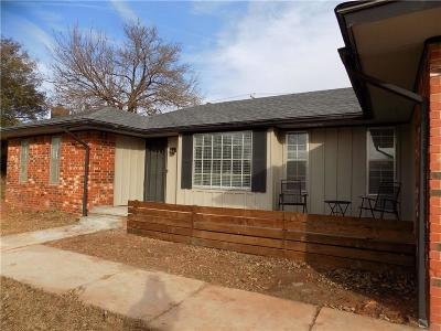 Norman Single Family Home For Sale: 2903 Woodbriar Drive