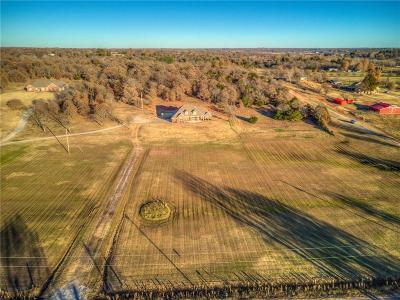 Oklahoma City Single Family Home For Sale: 8600 S Hiwassee Road