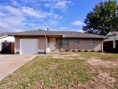 Oklahoma City Single Family Home For Sale: 924 N Bradley Avenue
