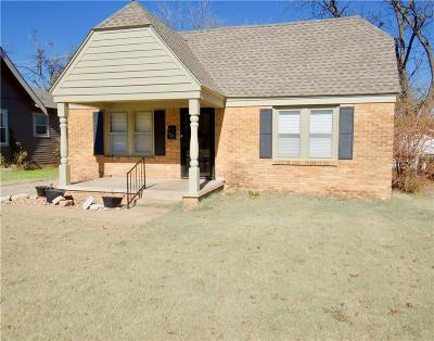 Oklahoma City Single Family Home For Sale: 1127 NW 46th Street