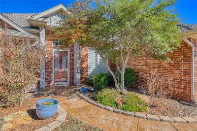 Edmond Single Family Home For Sale: 17124 Gladstone Lane