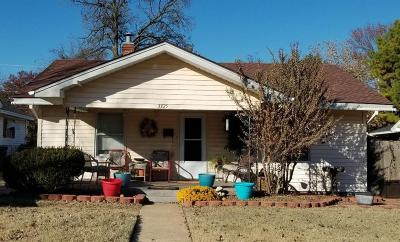 Oklahoma City Single Family Home For Sale: 3325 NW 17th Street