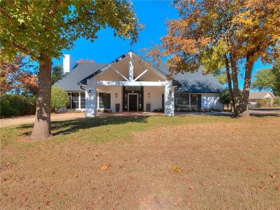 Oklahoma City Single Family Home For Sale: 3433 Red Rock Road