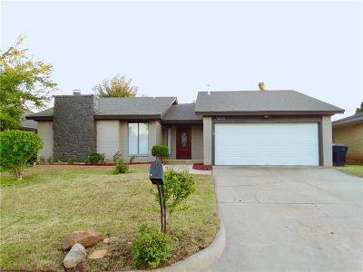 Oklahoma City Single Family Home For Sale: 8220 85th Street