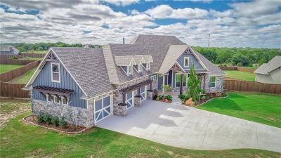 Edmond Single Family Home For Sale: 10312 NE 149th Street