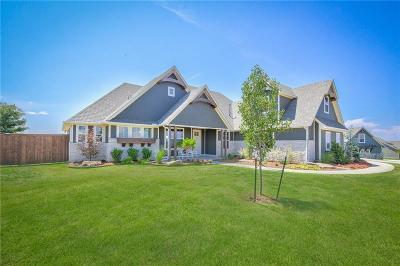 Edmond Single Family Home For Sale: 10324 NE 149th Street