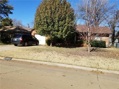Oklahoma City Single Family Home For Sale: 2809 Lakeside Drive